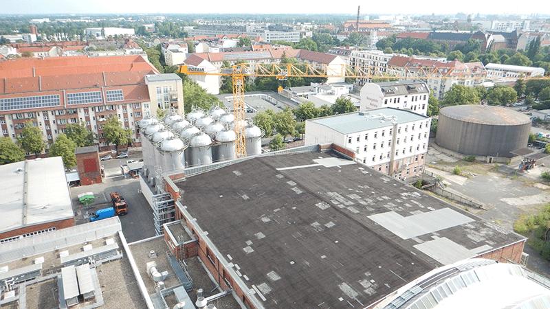 Lebensdauerverlängerungsprojekt Hkw Charlottenburg