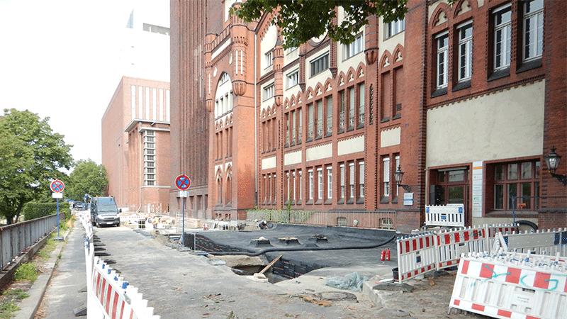 Lebensdauerverlängerungsprojekt Hkw Charlottenburg1