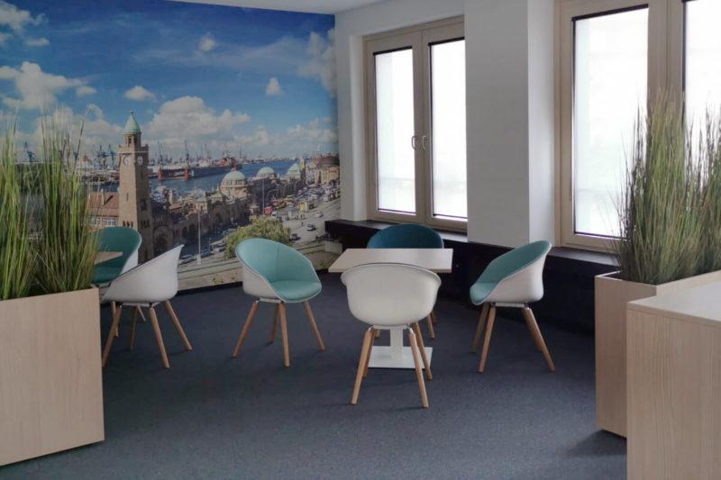Neueröffnung Hamburg Galerie