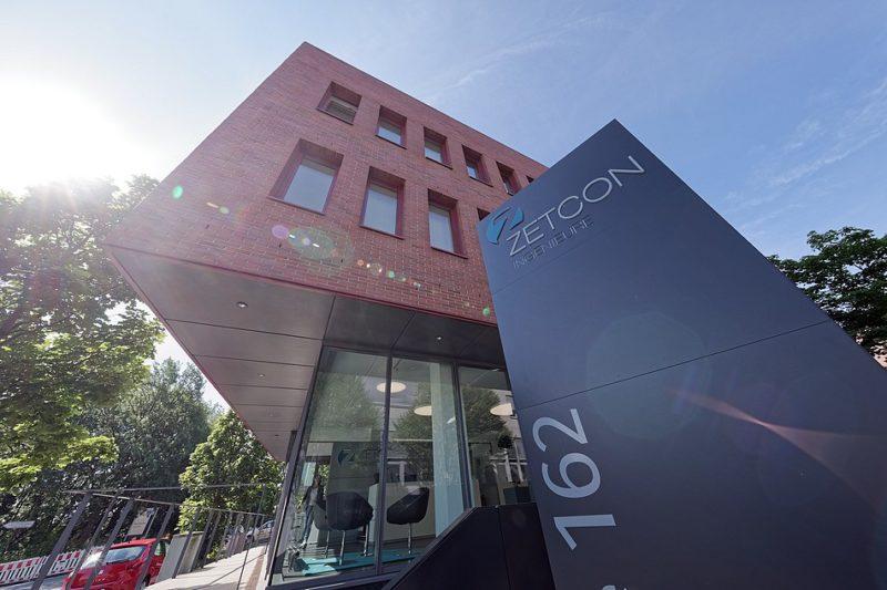 Zetcon Standort Bochum 1