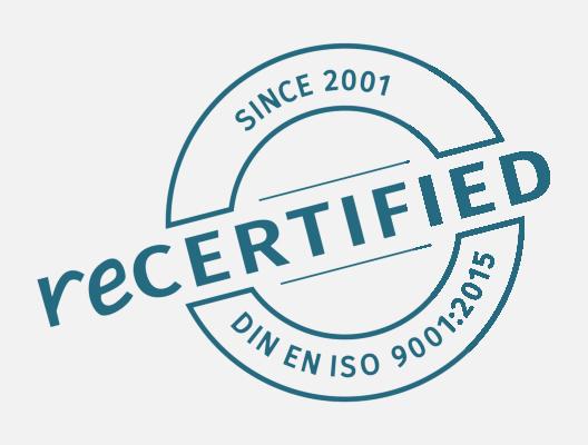 Zetcon Re Certified Label Web